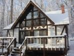 4 Br 2 Ba Masthope Pocono Mountain retreat