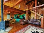 Mountain Home, Lake View, Private Lake, Specials