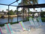 *Heated Pool*Waterfront* Dock* Home, sleeps 10