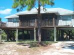 Seaside Serenity !!! GULF VIEW HOME ON INDIAN PASS