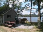 Private Lakefront Spectacular View Franklin Pierce