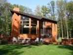Eldred Catskills Private Luxury Lake Home