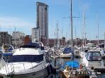Meridian Tower, Swansea Marina
