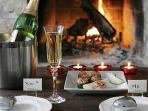 Private Dining  Service - order dinner for a special occasion or after a day sightseeing