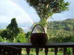pot of gold on the balcony!
