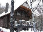 Tremblant Nord - 4 Bedroom Luxurious log cottage