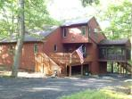Cozy Spacious Mountain House 3 Bed 2 Bath Sleeps 9