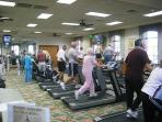One of the Fitness Centers