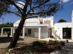 Typical Cummerse Country house Itria Valley Apulia