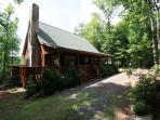 Segal's Nest a great getaway! Cedar shake cabin with hot tub, sleeps 6