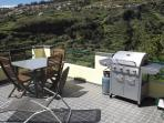 Gas BBQ for tasty meals