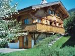 Charming Chalet in Wood