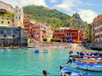 Cinque Terre : one of the five stunning coast villages 25 mins from the house