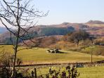Wonderful countryside and scenery in the Heart of the Snowdonia National Park