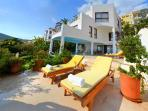 Villa in Kiziltas of Kalkan, Sleeps 6