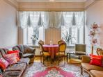 Hermitage 2 steps Spacious apartment Golden tria