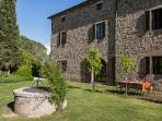 Ancient villa with private pool, incredible views in Siena, sleeps 9