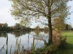 Fishing with Licence (Carp, Tench, Pike etc)