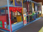 Childrens Soft Play area
