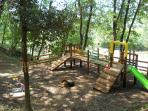 Park play equipped for children