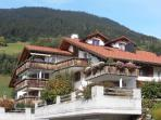 Private Klosters Chalet apt.