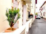 Excellent 2-room apartment with terrace