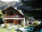 ARINSAL CHALET LLOPIS 12/18 pers