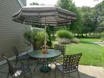 2 Pool passes - Golf Access, - AC, grill, RELAX!
