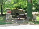 Old Bread Oven