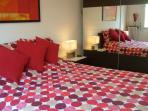 Fantastic Large Bedroom with Mirror Wardrobes