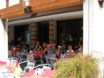 bars and restaurant in Pula