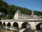 Brantome - Venice of the Perigord - has great canoeing and lots to see