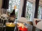 Chilled Prosecco with all our spa packages