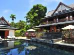 Nakawanna Villa in Kamala Phuket Sea View Serviced