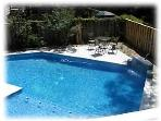 Lg Pool, handicap friendly sleeps 14