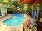 Luxury 5 Bedroom Oasis with Private Heated Pool