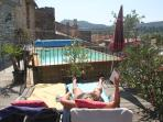 Provence villarent - heated pool - stunning views
