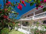 The Pink House (ground floor apartment) Bequia