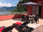 Argeno apartment with an amazing Lake Como view