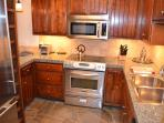 kitchen with everything you need to cook a great meal