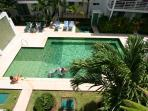 P.H to share with roof top+Jacuzzi - close to all