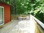 view of the deck 2