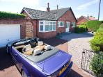 Blackbird Bungalow - Lytham holiday rental cottage