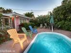 Sea Breeze Beach House - Private Pool - 3 Bdrs