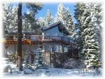 Tahoe Donner Luxury Home Walking Distance To Trout