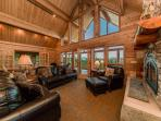 Million Dollar Views on 6+ Private Acres! 3 for 2 Winter Special