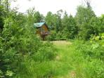 Secluded Log Cabin at Affordable Rate
