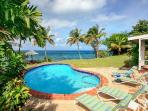 Sea Pearl - Tropical hideaway with pool, near beach & snorkeling