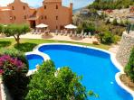 Altea Hills 6p with Sea View and Private Jacuzzi
