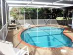 Venice Florida Falcon Beach Home - Private Heated Pool, Wifi, Walk to Beach